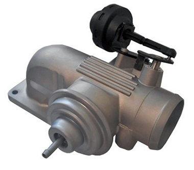 AGR ventil